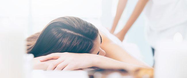 Effets physiologiques des massages