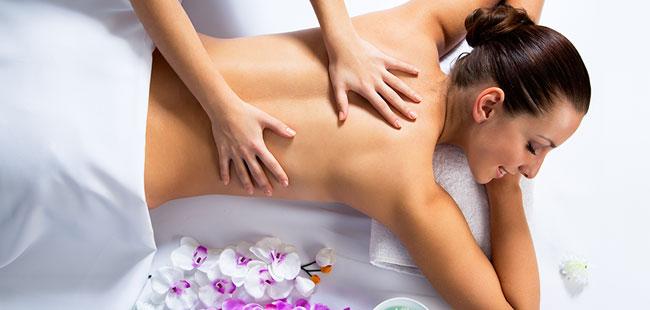 Effets psychiques des massages