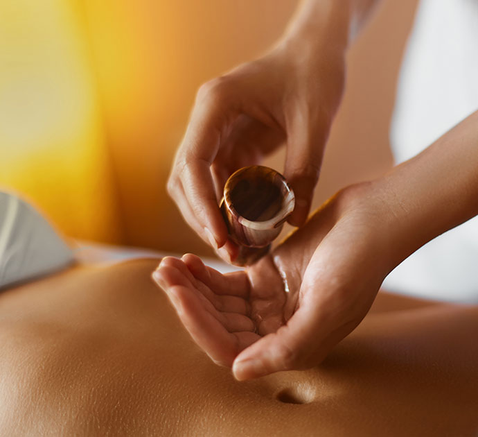 Massages aux huiles essentielles à Beaumont