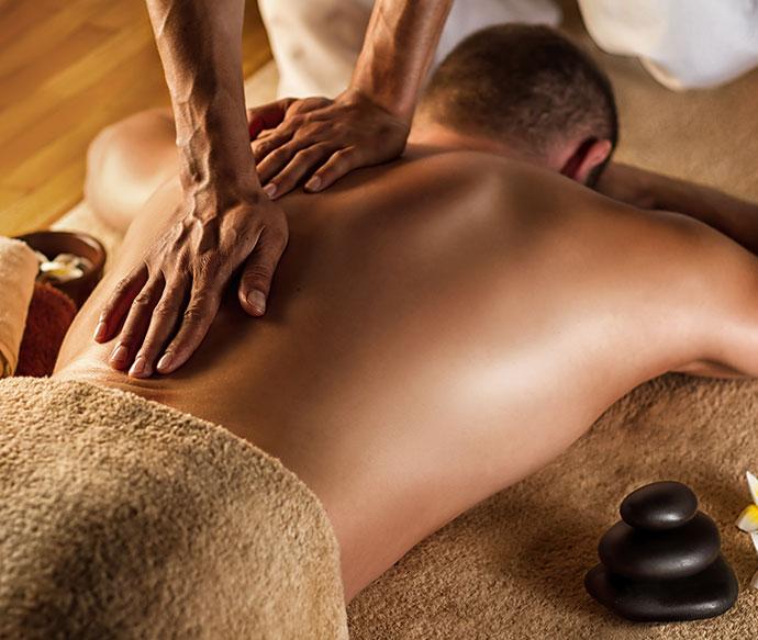 Massages aux pierres chaudes à Beaumont